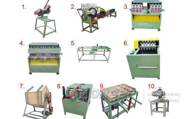 Bamboo Toothpicks Machine|Toothpicks Production Machinery Manufacturer in China