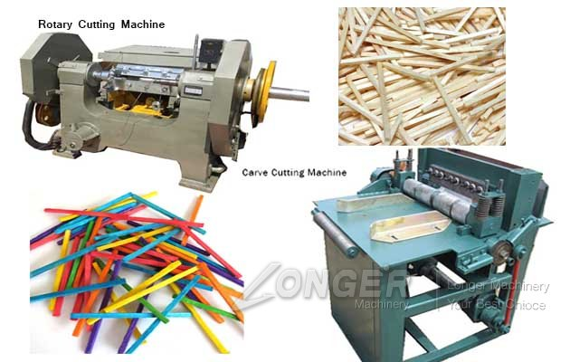 Multi-purpose Matchsticks Making Machine