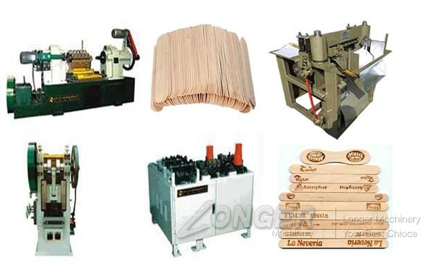 Wood Tongue Depressor Making Machine|Wood Dental Spatula Making Machine