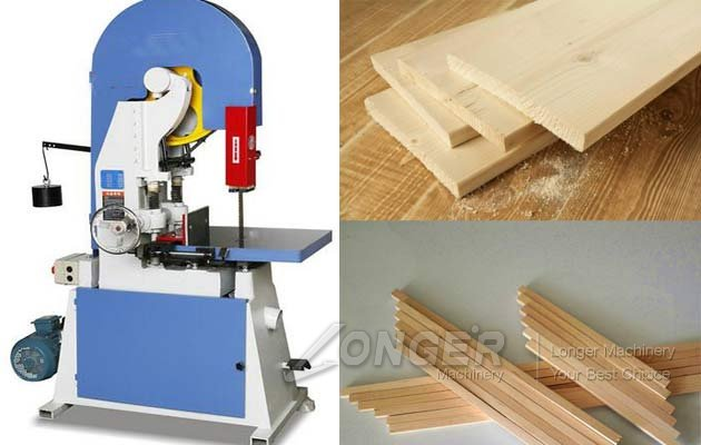 Vertical Wood Band Saw Machine LGMJ800