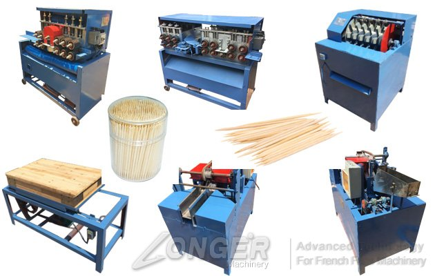 Toothpick Production Line