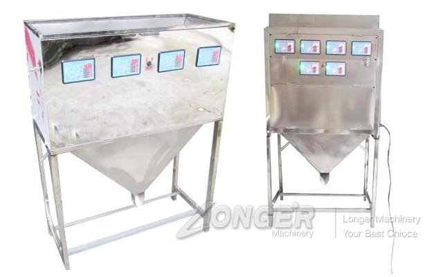 toothpick packaging machine
