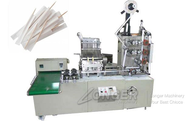 paper wrapped toothpick packaging machine